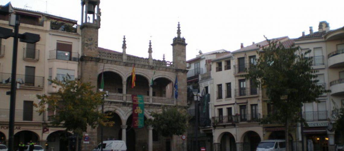 Ayuntamiento Plasencia